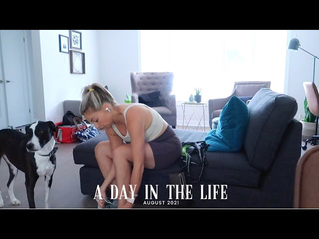 Day In The Life August