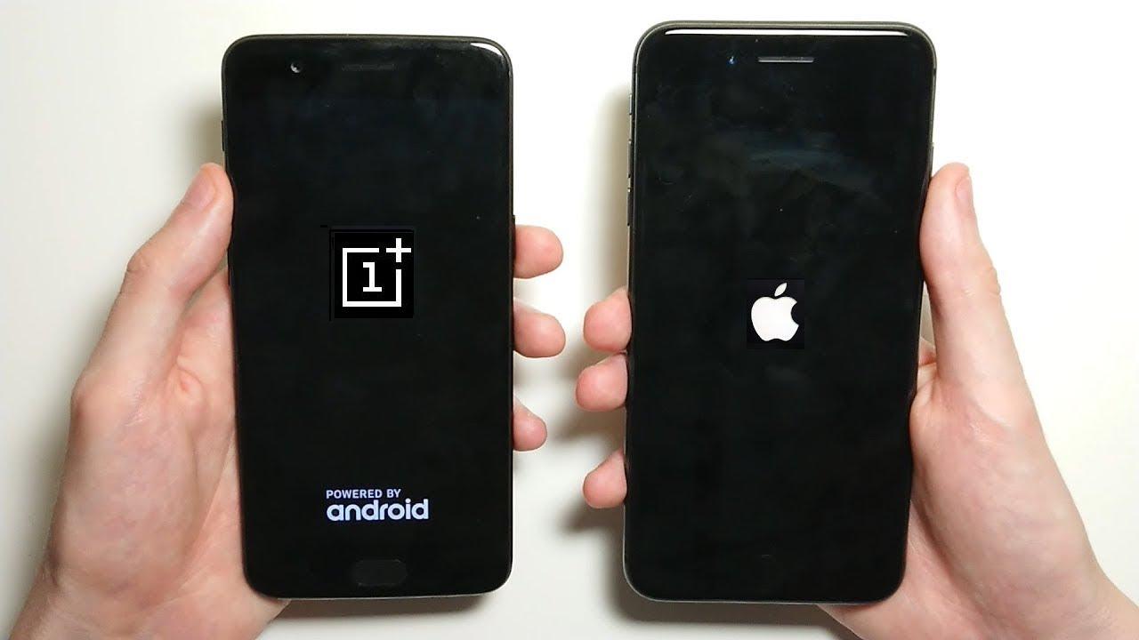 Iphone 8 Vs Oneplus 5t