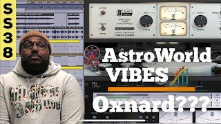 Soul Sunday 38 - Making A Travis Scott Astroworld Vibe Beat | Anderson Paak Oxnard??