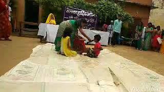 Beti bachao beti padao performance shri harihar vidhya peet school student 8th class boys and girl
