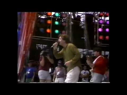 Simple Minds - Promised You A Miracle (BBC - Live Aid 7/13/1985)