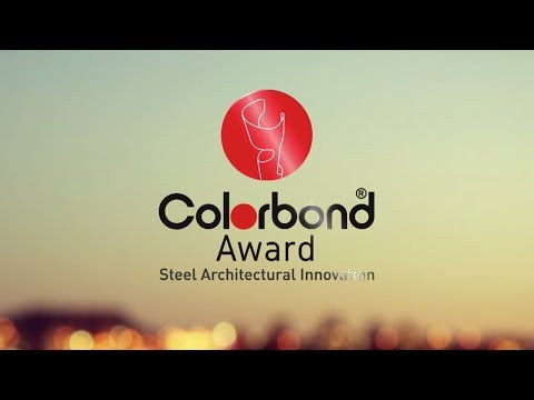 COLORBOND AWARD 2017 - PT. BLUESCOPE INDONESIA (PRESENTATION)