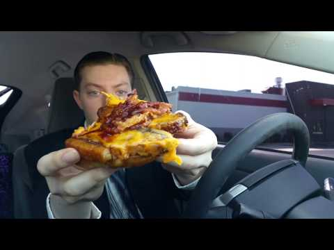 Arby's Smokehouse Pork Belly Sandwich - Review