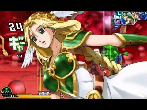 Project X Zone 2 English - Chapter 13: The Second Coming of Valkyrie