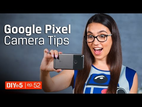 Smartphone Photography - Google Pixel Photography 📱 DIY in 5 Ep 52