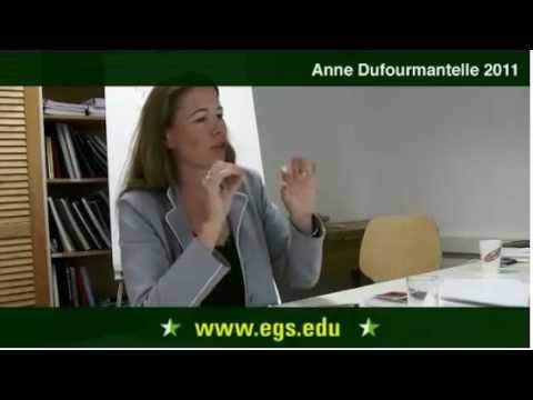 Anne Dufourmantelle. The Ideology of Security. 2011