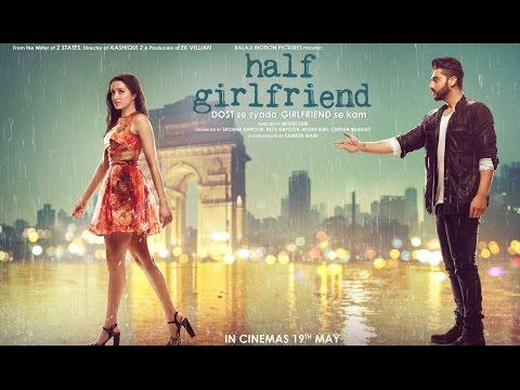 Half Girlfriend Soundtrack list