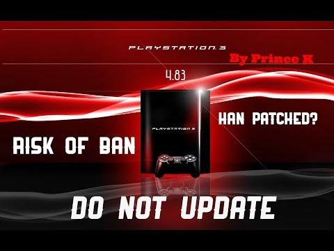 PS3 News: Version 4.83+Spoofer
