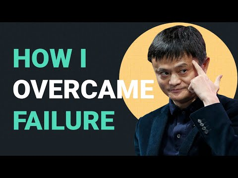 How I Overcame Failure | Jack Ma | 馬雲/马云