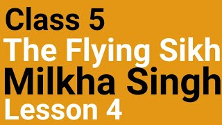 Class 5, The Flying Sikh, Full Lesson, PSEB