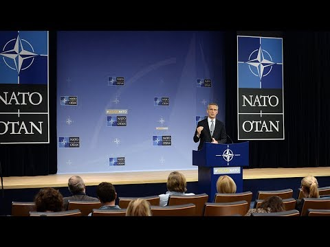 NATO Secretary General, Press Conference at Defence Ministers Meeting, 8 NOV 2017, 1/2