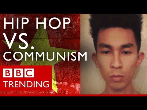 Hip hop Vs. communism - How Vietnamese rap got political - BBC Trending