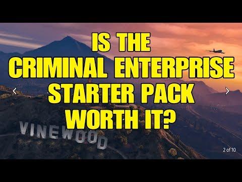 Is The Criminal Enterprise Starter Pack Worth It?
