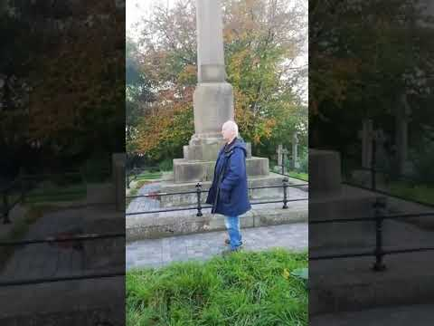 Middleton Literacy Walk 2018. Robin Parker intro of the Sam Bamford memorial Mp3