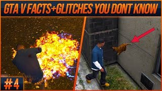GTA V Facts You Don't Know #4 (From Speedrunners)