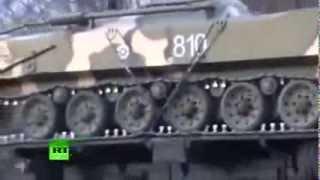18 03 14 Активисты остановили военную технику, НОВОСТИ УКРАИНА