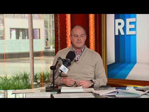 Rich Eisen Proclaims Tom Brady is the G.O.A.T -  2/6/17