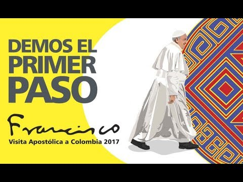 Pope Francis in Colombia 6-11 September 2017