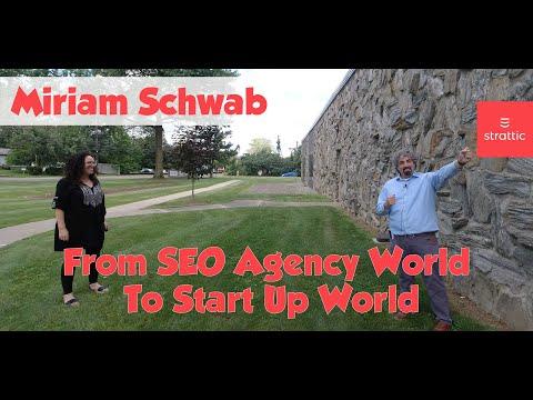 Miriam Schwab: From SEO Agency World To Start Up World : Vlog #142 - YouTube