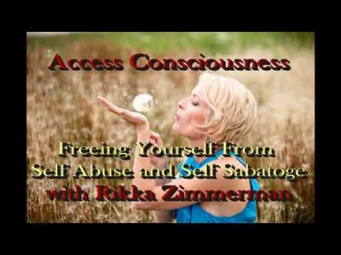 Access Consciousness (TM) Rikka Zimmerman Freeing You From S