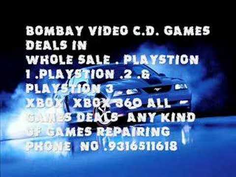 bombay video cd game