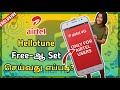 How To Set Free Caller Tune In Airtel || Special Offer For Airtel Users || Explained In Tamil