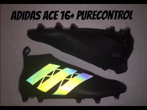 af3c8c479c1 Adidas Ace 16+ PURECONTROL Football Boots (Darkspace Pack) Review + GIVEAWAY