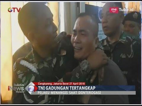 Niat Ambil Truk yang Dirazia, TNI Gadungan Ini Nangis Ditangkap - BIM 27/04