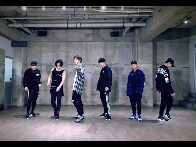 【CHOREOGRAPHY】 GMOST (지모스트) 『Fallin( 폴린 )』 Dance Practice in Japan 【Part 2】