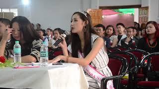 NAGA STUDENTS' UNION SHILLONG (NSUS) fresher's meet 2018