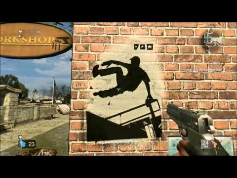 Dying Light Bozak's Gauntlet Of Spitters Agility Poster Challenge