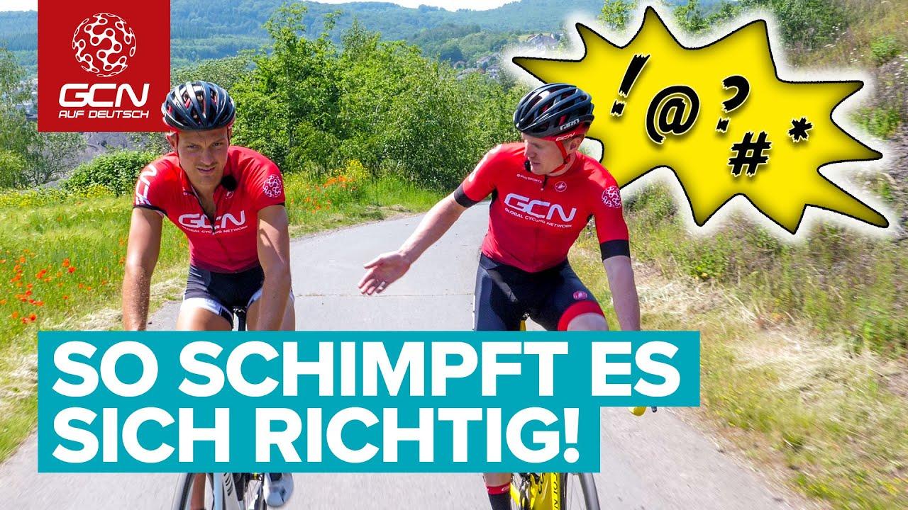 Download Top 10 Beschimpfungen im Radsport