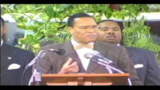 Beating Prophecy pt 2 Honorable Minister Louis Farrakhant 8/ 10