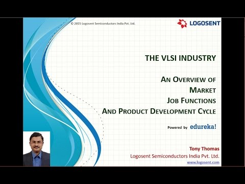 THE VLSI INDUSTRY - A High Level Overview.