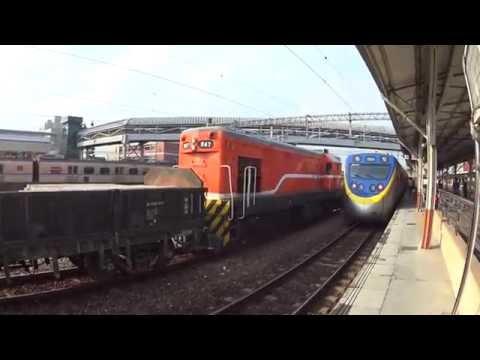 Taiwan Freight Train/台鐵 R20 EMU 800
