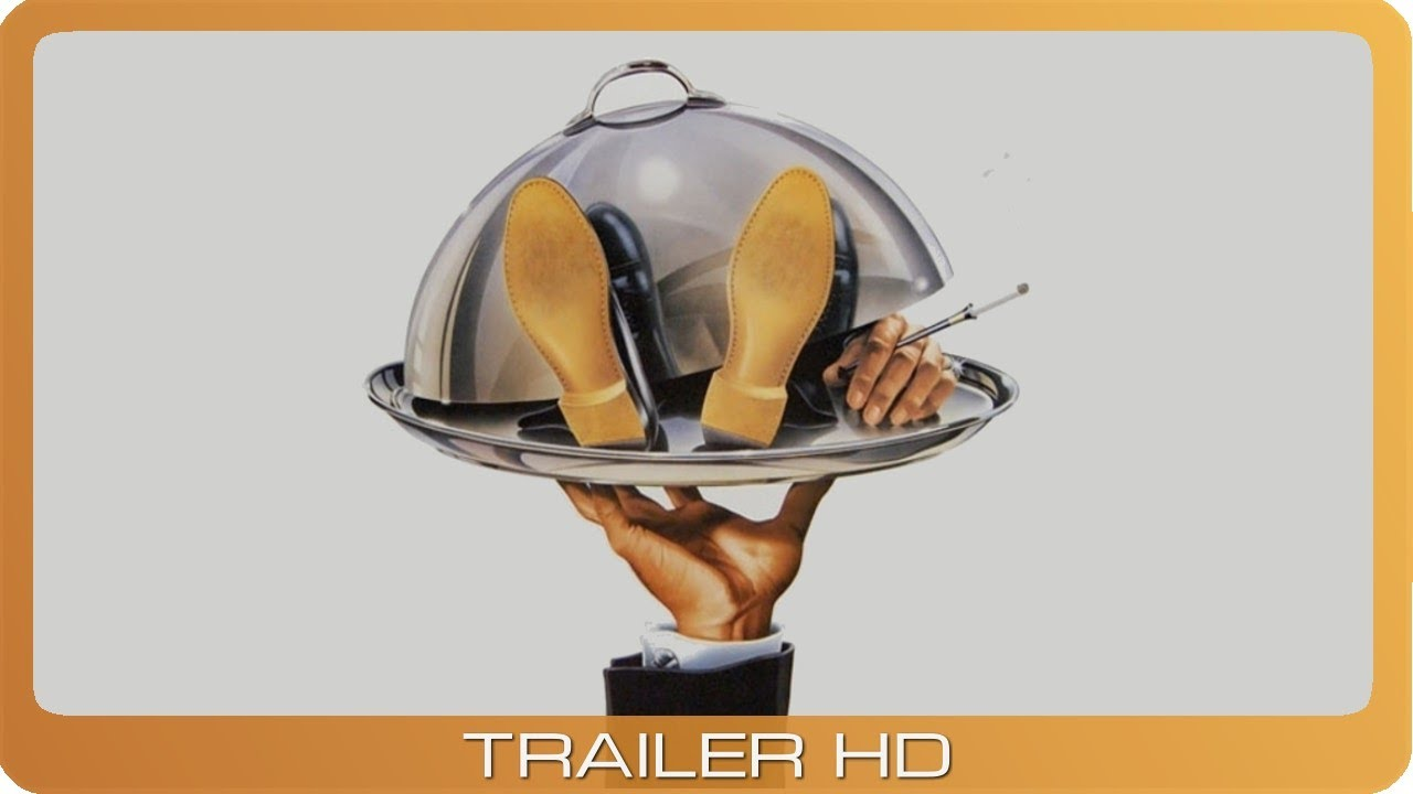 Eat The Rich ≣ 1987 ≣ Trailer ≣ German | Deutsch