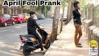 April Fool Prank   Prank In India   Prank 2018   Mumbai   4K UHD   Social Banda