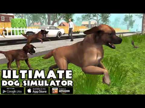 Ultimate Dog Simulator For Pc - Download For Windows 7,10 and Mac