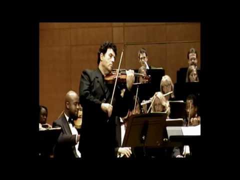 Sergiu Schwartz - Mendelssohn - Violin concerto, III. (excerpt)