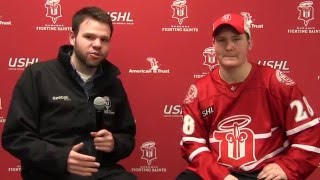 Fighting Saints Fun Facts: Zach Solow