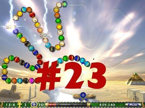 Luxor 2 Expert Mode ! Episode #23 : SCRABREEEEEEEE DAWN |