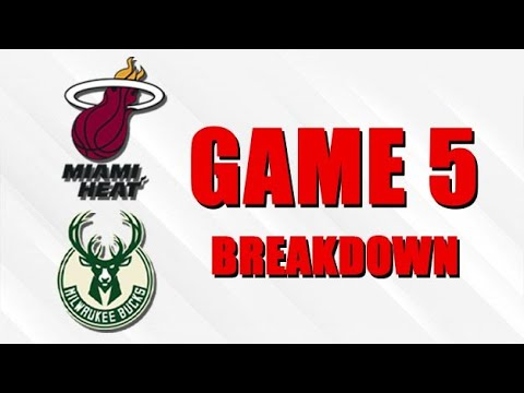Miami Heat Grab Game 5