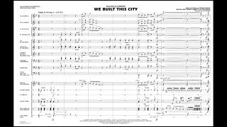 We Built This City arranged by Tim Waters