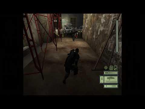Splinter Cell - Xbox One X Walkthrough Mission 7: Chinese Embassy 4K