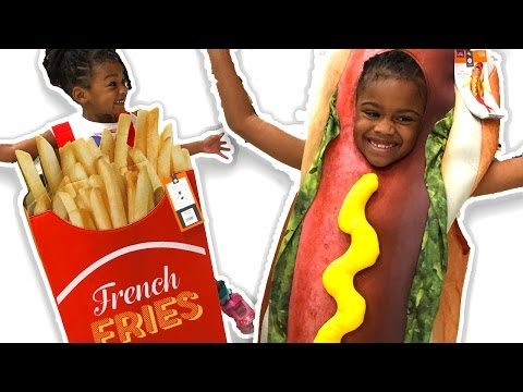 Funny Kids In Real Life | Family Fun Costume Runway At Target !