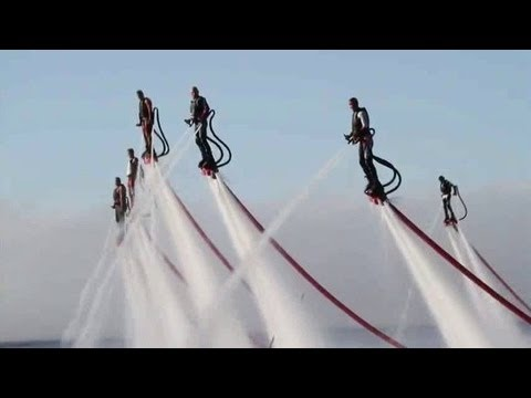FlyBoard Sport - Funny Times in Malta