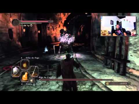 Dark Souls II - Scholar of the first Sin - Boss Fight - Biga do Carrasco / Executioner