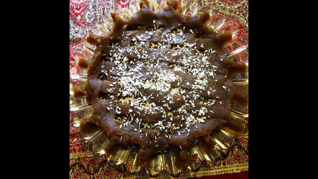 Easy persian halva recipes