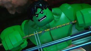 LEGO Marvel's Avengers Walkthrough Part 5 - Helicarrier Havoc