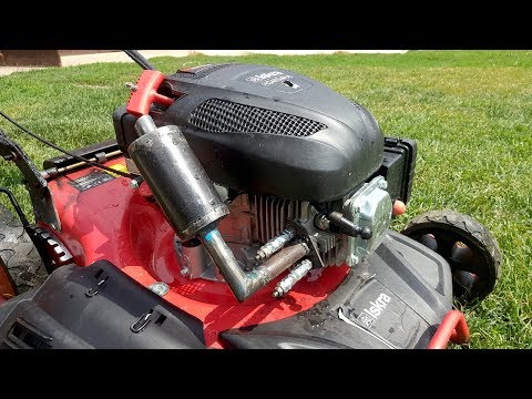 Why are Lawn Mowers so Loud? | Yard and Garage